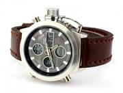 Армейские мужские наручные кварцевые часы AMST