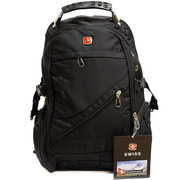 Рюкзак SWISSGEAR черный новый.